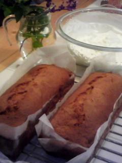 林檎bananaケーキ